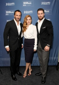 'Nocturnal Animals' Variety Screening Tom Ford, Amy Adams Aaron Taylor-Johnson