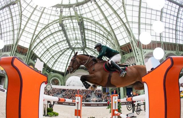 Grand Prix Hermès jump competition
