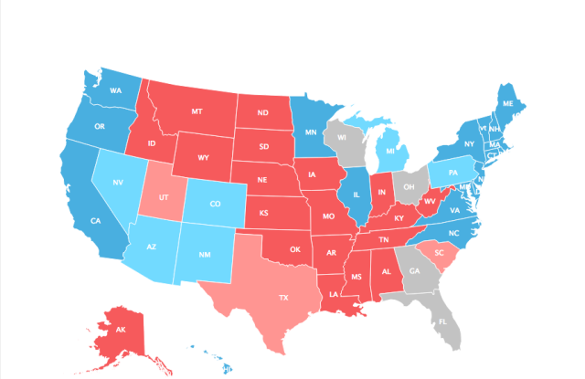 election, presidential election, polling results