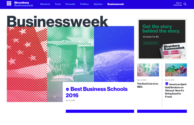 BusinessWeek's web site.