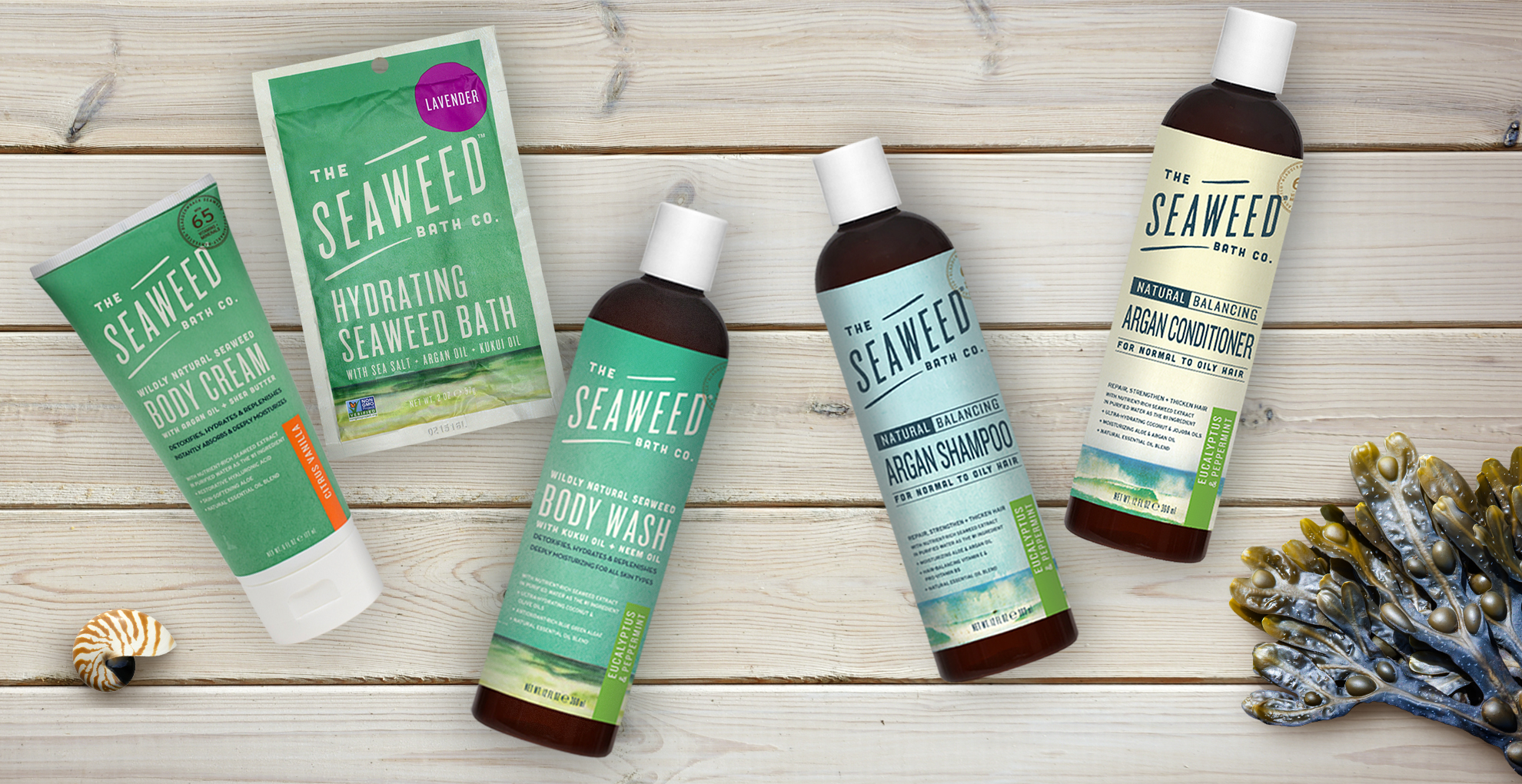 The Seaweed Bath Co Heads To Target Stores Wwd