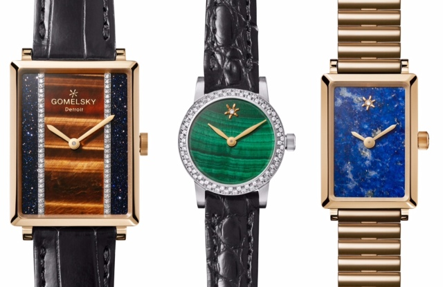 Shinola Gomelsky women's collection