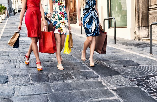 Italy is expecting a Black Friday boon thanks to vigorous online sales.