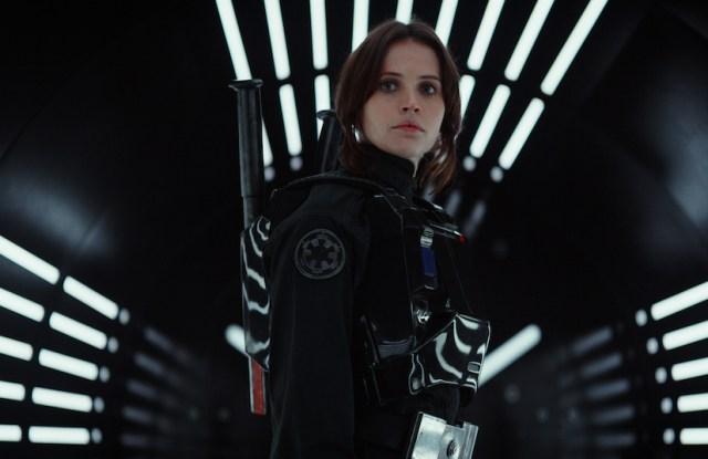 Rogue One: A Star Wars Felicity Jones