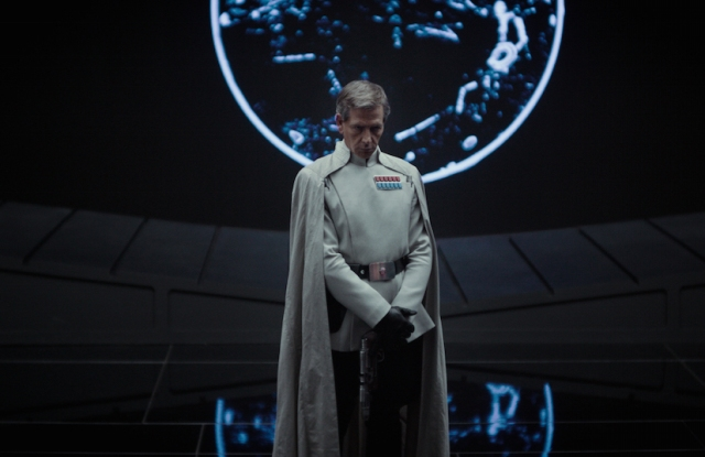 Harrison Ford in a scene form 'Rogue One'.