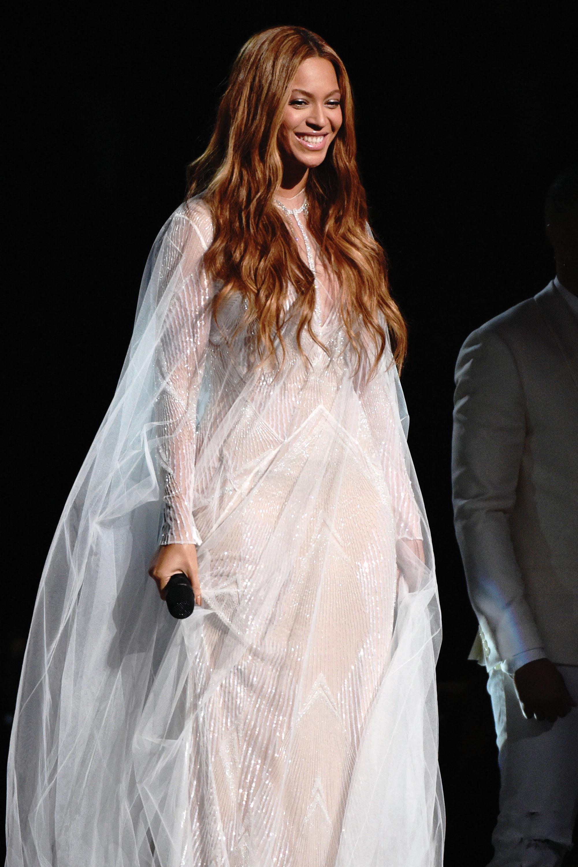 Beyoncé 2016 Grammy Awards Messika's Miss Hepburn necklace