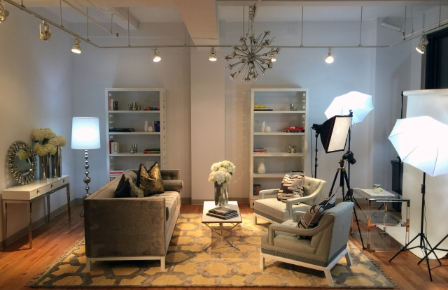 The Studio, an environment for influencers to bring brand stories to life, opens Tuesday.