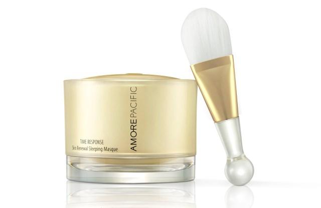 Amorepacific's Time Response Skin Renewal Sleeping Masque.