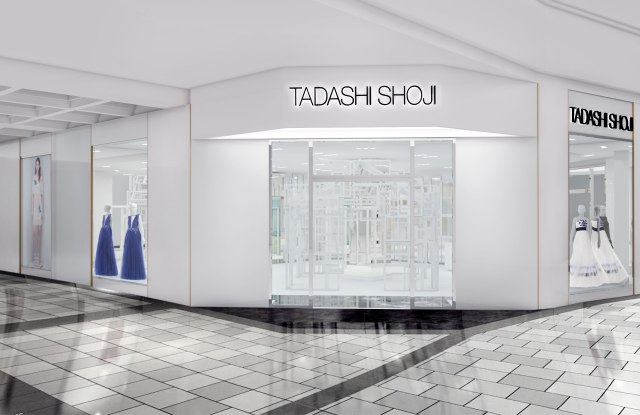 Tadashi Shoji Westfield Valley Fail Mall store