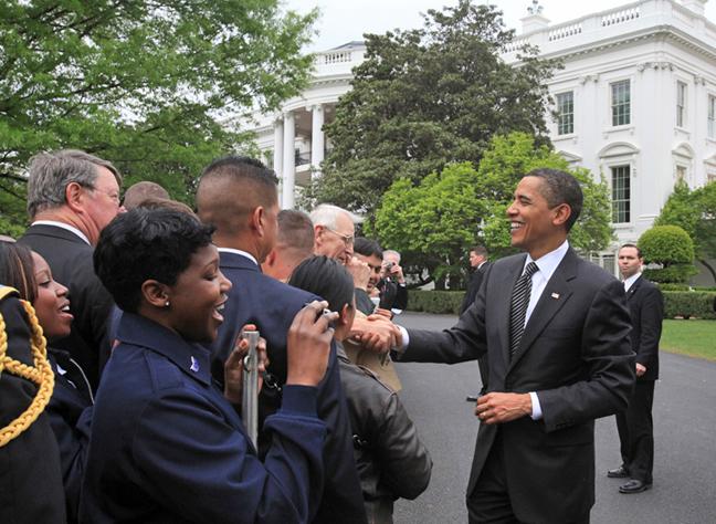 Harry Benson has photographed every U.S. president since Dwight D. Eisenhower.