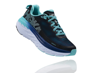 The Bondi is one of the brand's highly cushioned shoes.