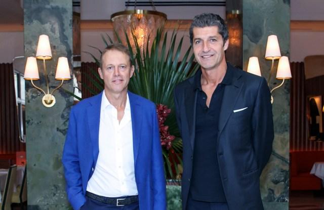 Dimitri Pauli and Gherardo Guarducci
