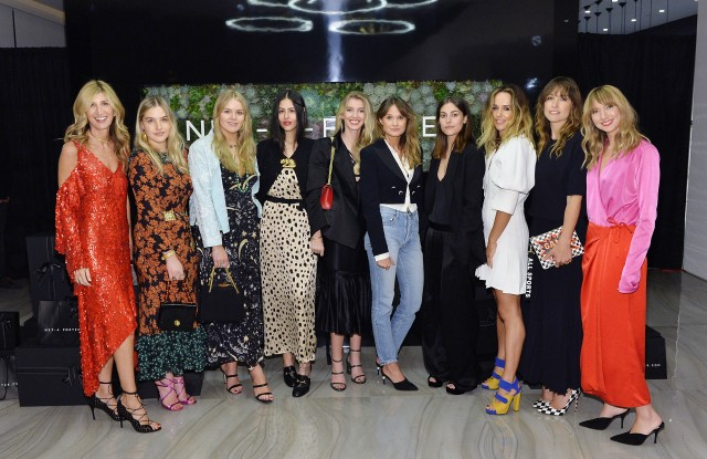 NET-A-PORTER New Designers Party Los Angeles