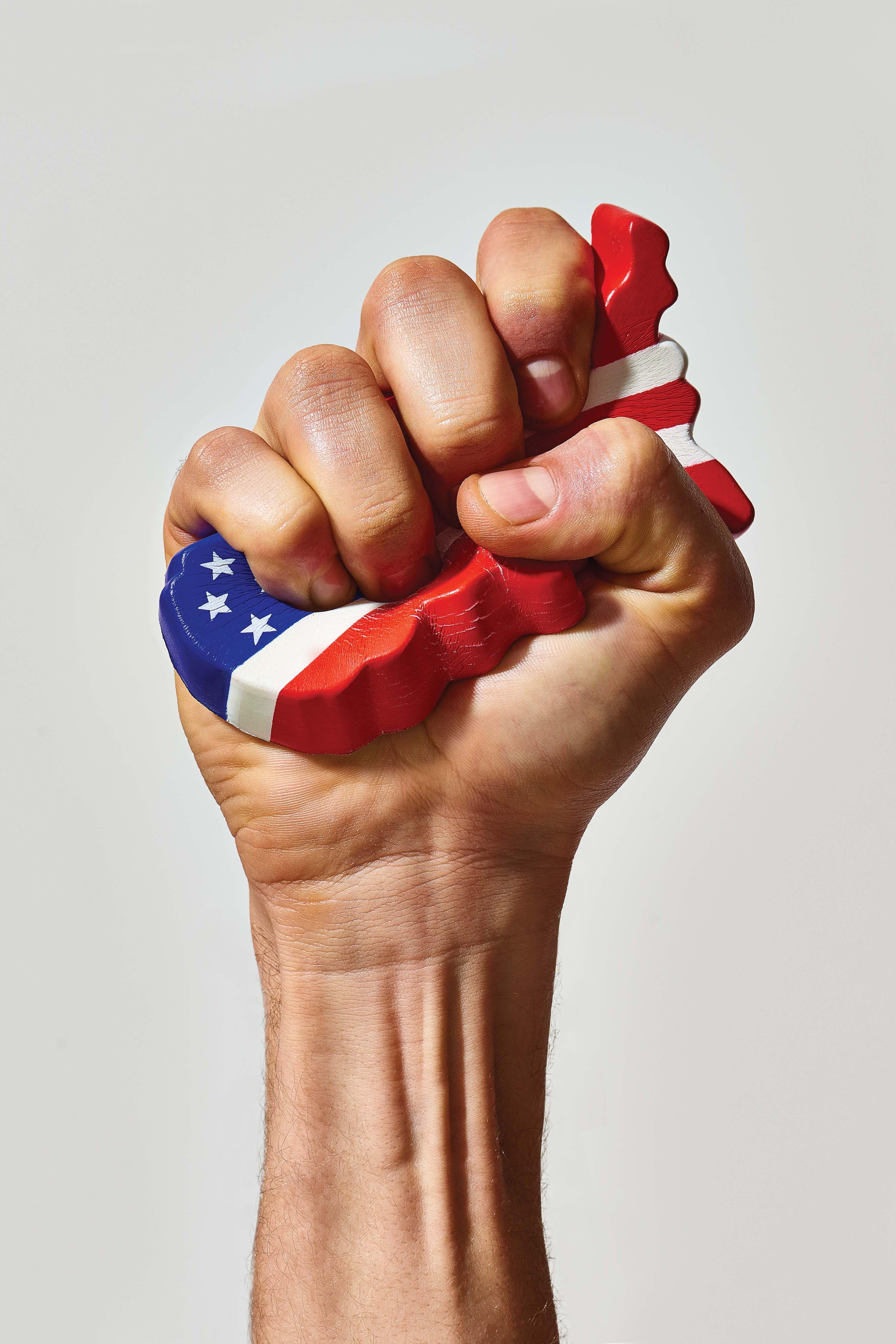 خبرساز سال: آمریکایی عصبانی
