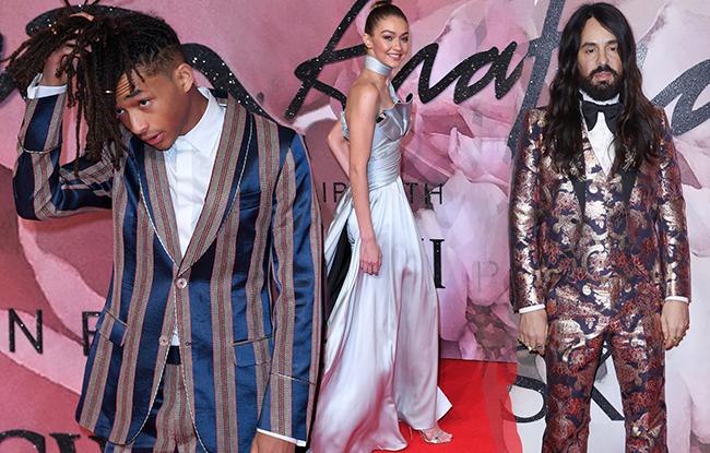 2016 Fashion Awards BFC