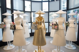 Dior Lady Art Los Angeles Pop-Up Boutique Opens on Rodeo Drive