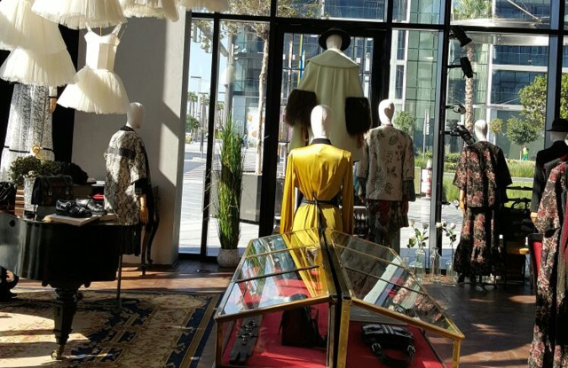 Antonio Marras store in Dubai