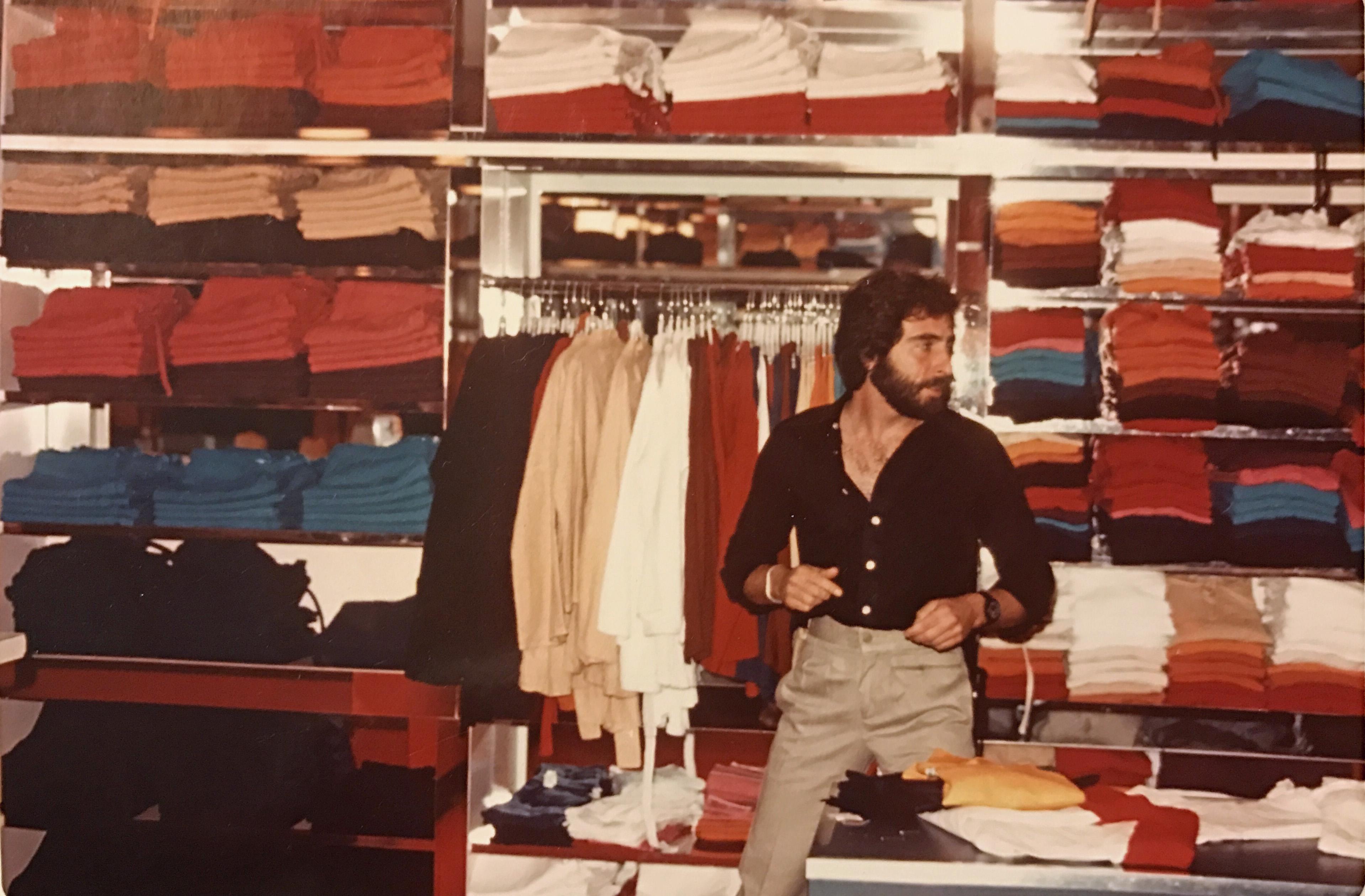 Fred Segal Melrose 1974