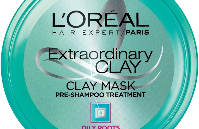L'Oréal Paris Hair Expert Extraordinary Clay Mask Pre-Shampoo Treatment