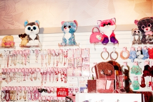 Accessories at Claire's.
