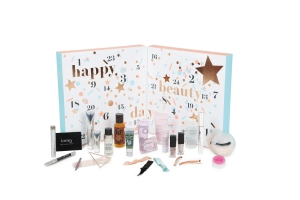 Marionnaud's festive Advent calendar is star-spangled.