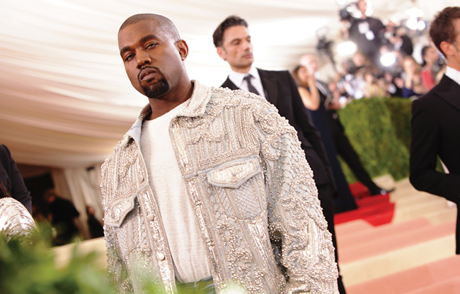 Kanye West's Yeezy Season 5 show conflicts with other important designers' shows.