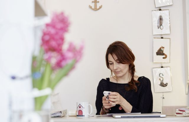 Mobile shopping expected to continue to grow.