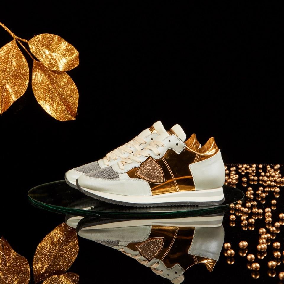Philippe Model sneakers.