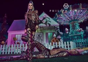 Philipp Plein Spring 2017 Ads
