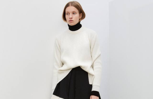 A look from Piazza Sempione Pre-fall 2017 Collection