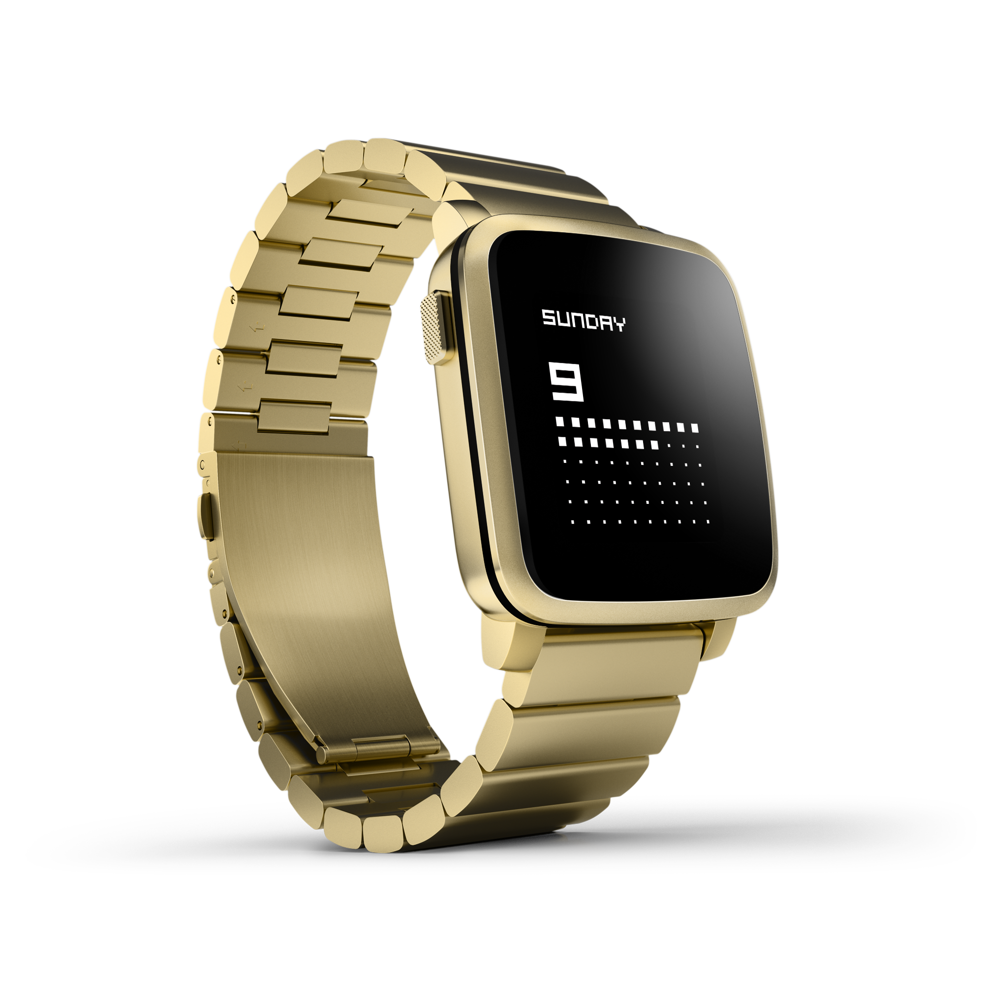 Pebble smartwatch