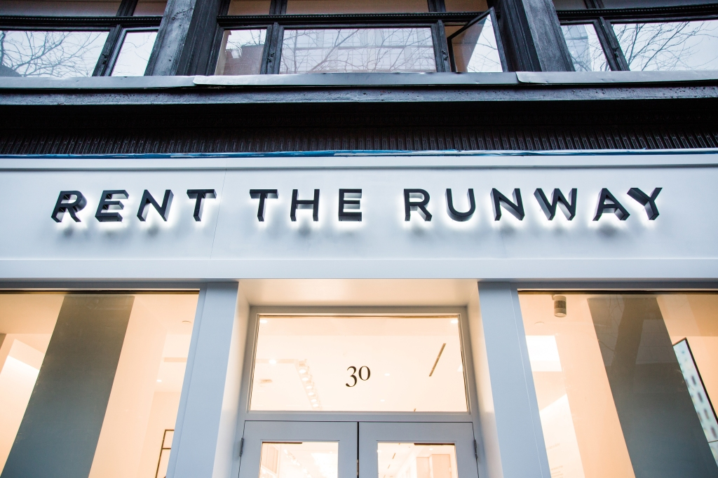 Rent the Runway, tech, rental