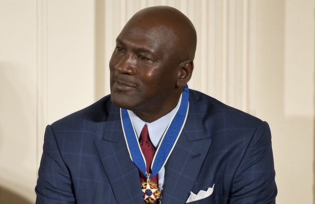 Michael Jordan won a major ruling in China