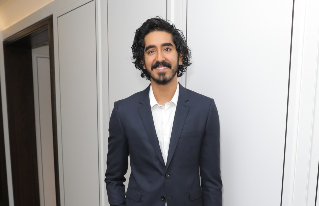 Burberry and The Weinstein Company party for Dev Patel
