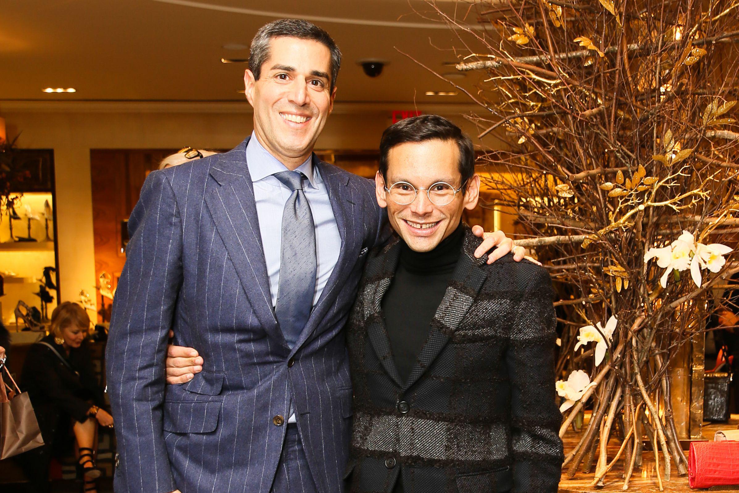 Jim Gold and Santiago Barberi Gonzalez