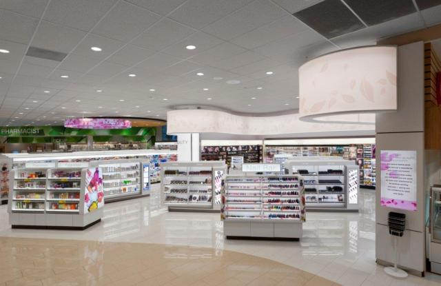 Rite Aid has enhanced its beauty departments in the past few years.