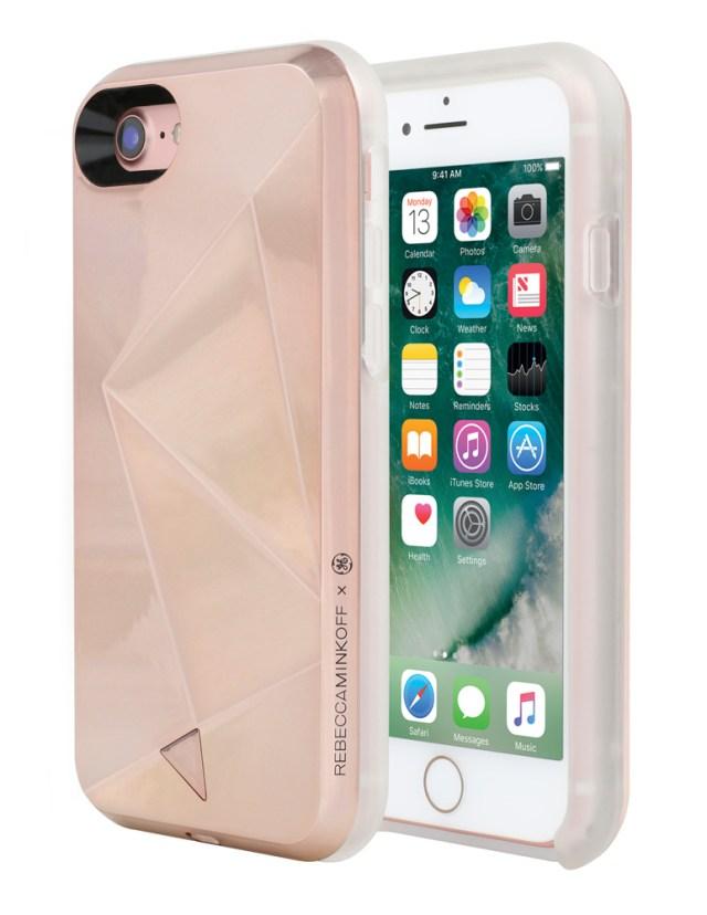 Rebecca Minkoff iPhone case.