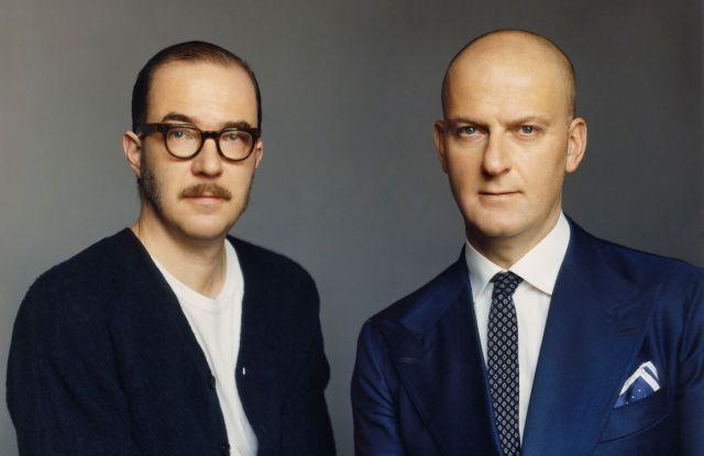 Marco Zanini and Giuseppe Santoni