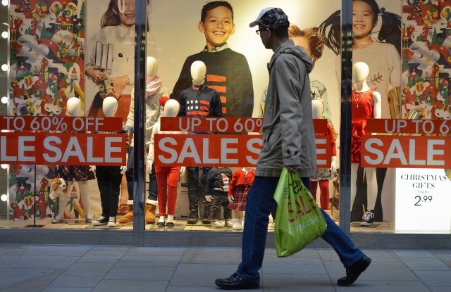 Analysts expect deeper discounts at retail this week.