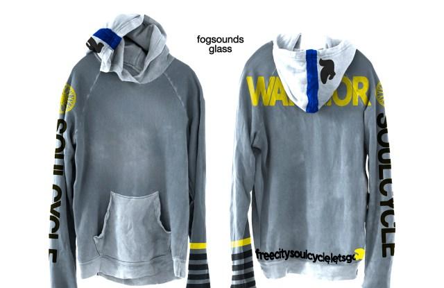 SoulCycle x Free City sweatshirt