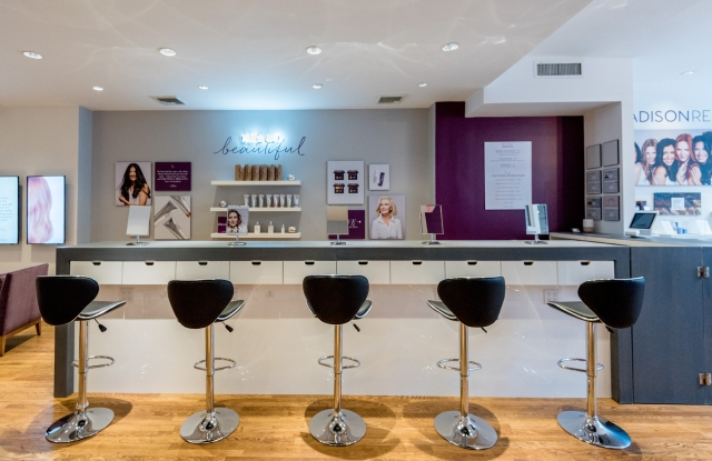 Online hair color brand Madison Reed opened a touch-up salon in New York City.