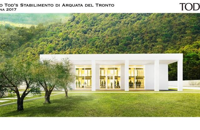 Tod's for Arquata del Tronto
