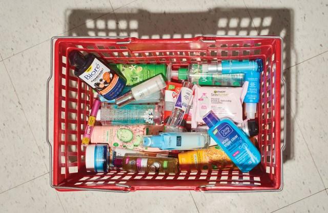 Mass Attack Drugstore Cosmetics