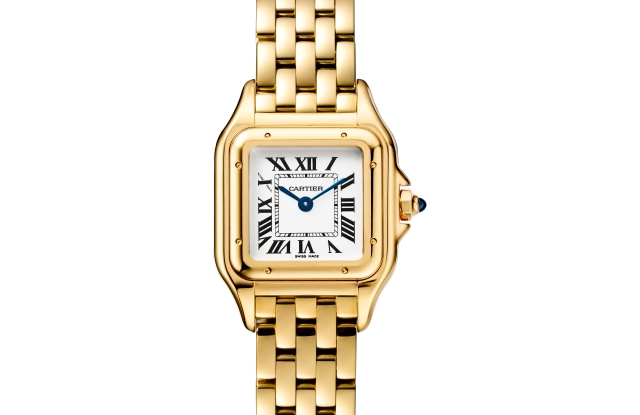 The Panthère de Cartier watch.