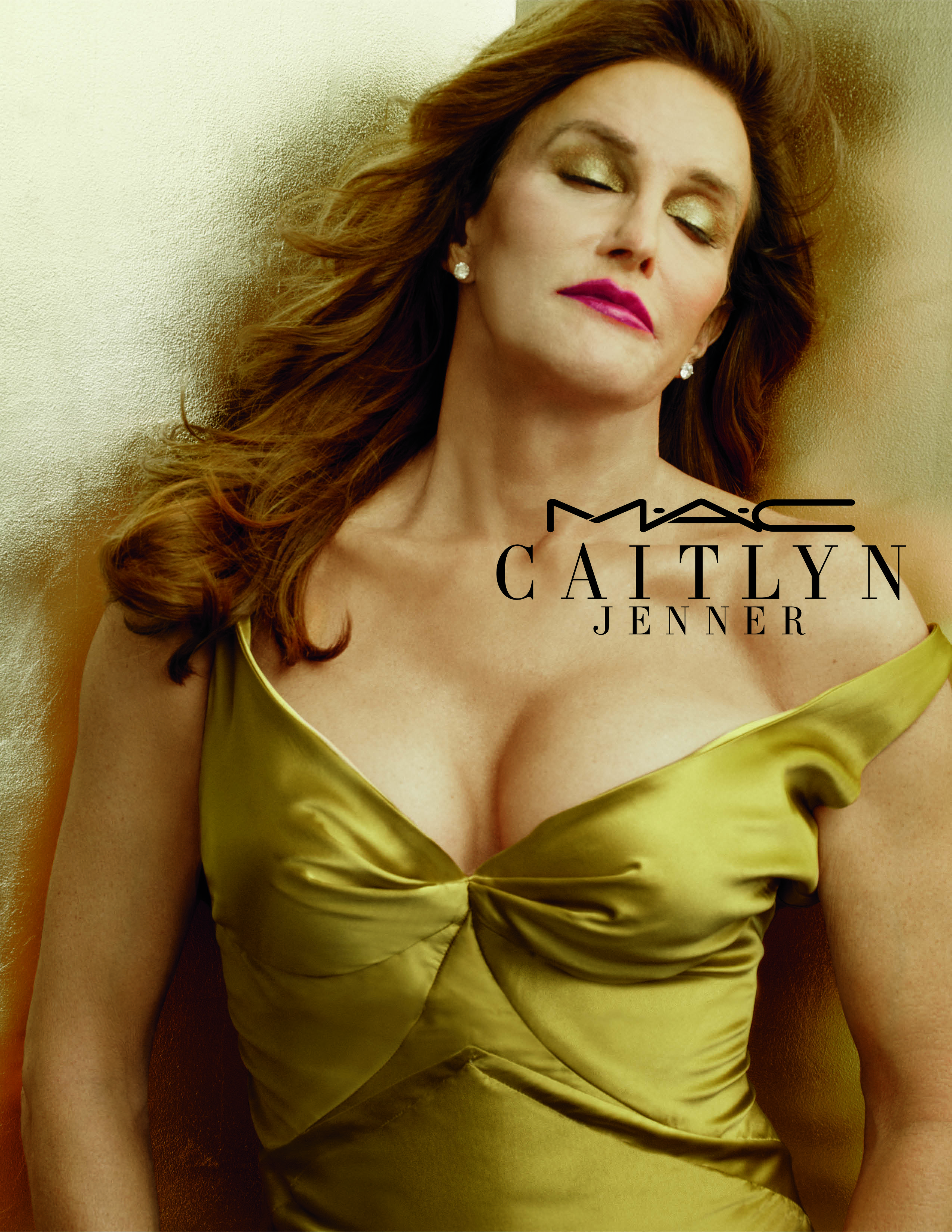 Caitlyn Jenner and Mac Team Up for Makeup Collaboration