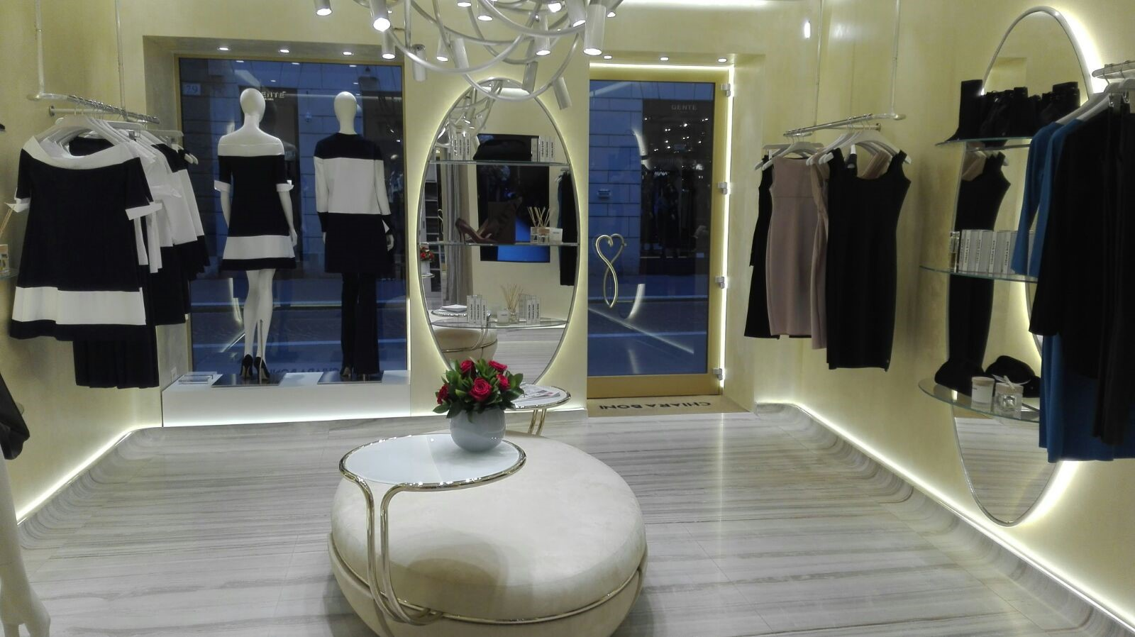 Chiara Boni Store in Rome