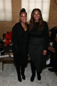Kerry Washington and Kimberly Steward 2017 Women at Sundance Brunch