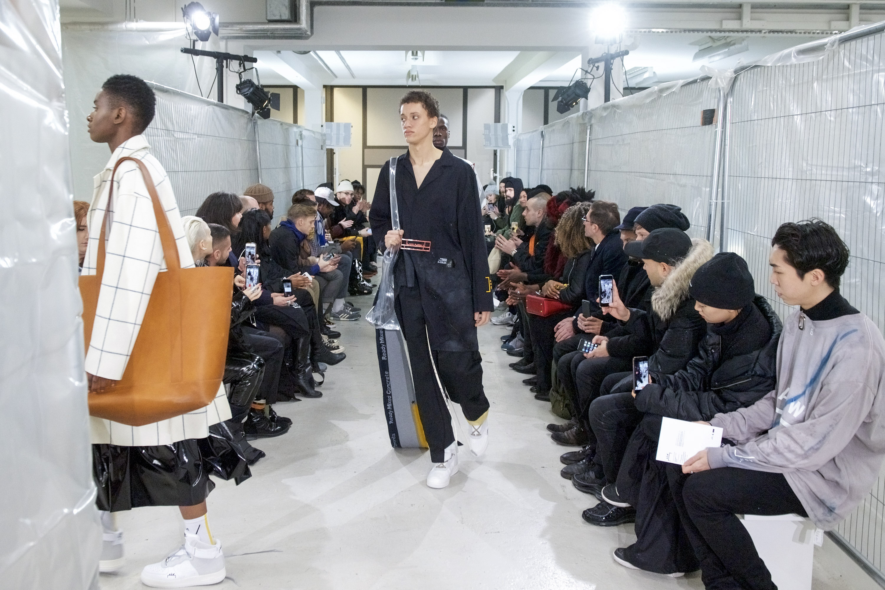 A Cold Wall Men's Fall 2017