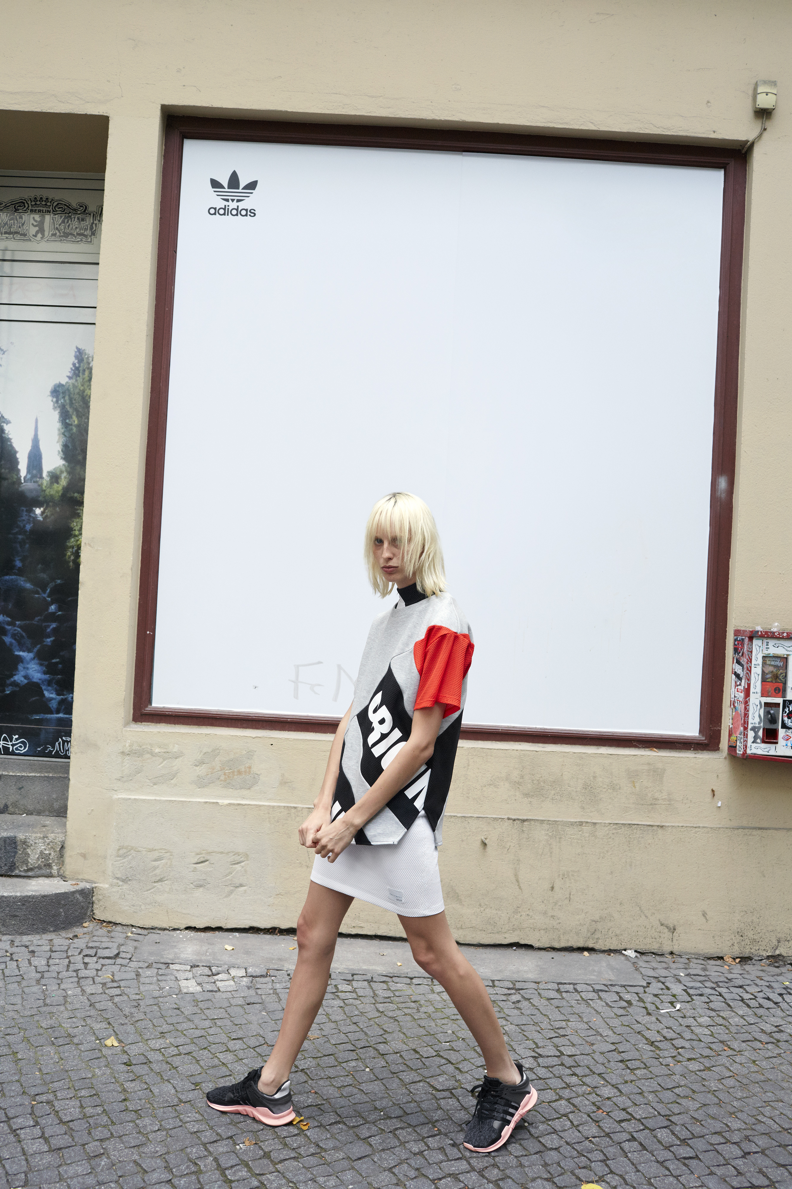 Adidas Originals Jurgen Teller
