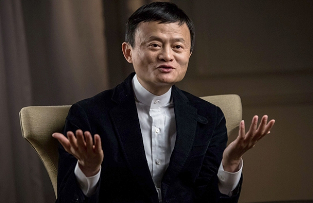 Jack Ma is pushing Alibaba to keep changing for the future.
